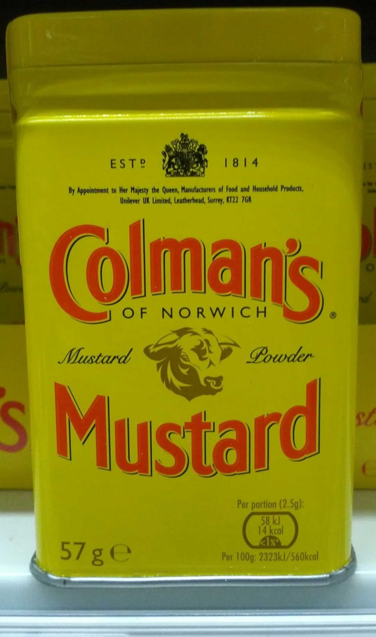 Norwich Colman's Mustard site to close