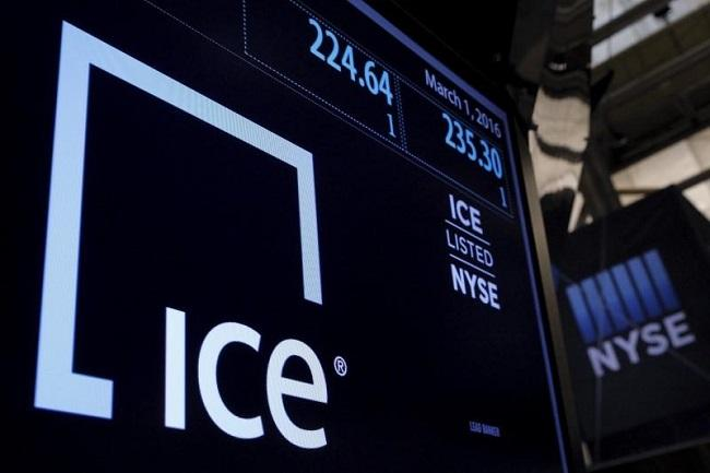 NYSE Parent Company Launches Cryptocurrency Data Feed