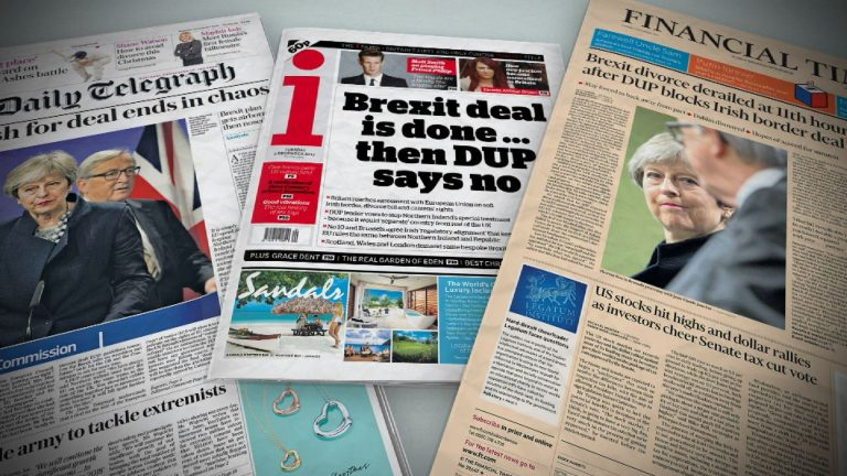 Paper review: 'No bespoke Brexit deal' for London