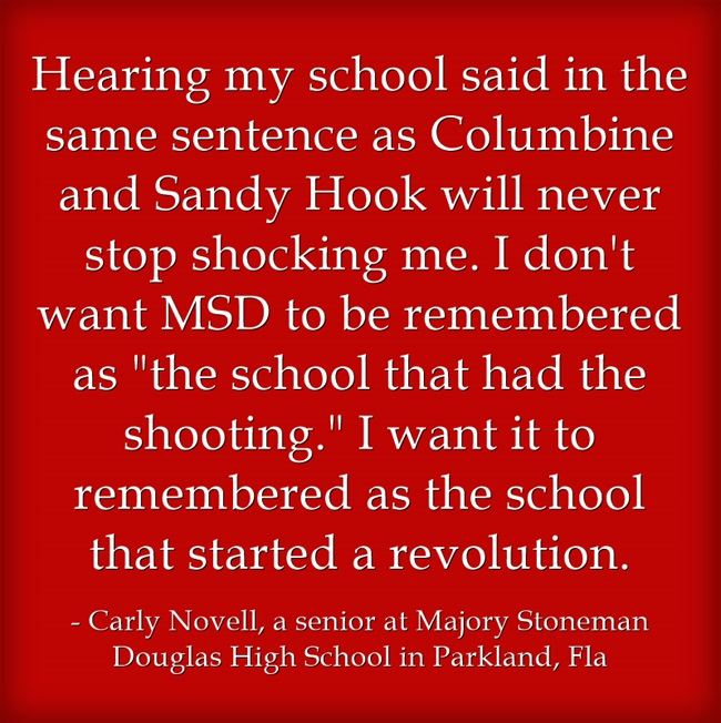 Parkland students want to start a revolution. Is it possible?