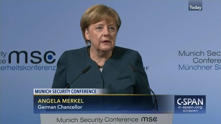 PM in Munich: A speech for two audiences