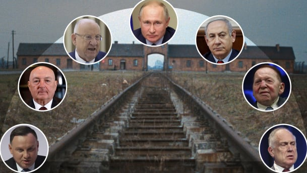 Poland Tries to Curb Holocaust Speech, and Israel Puts Up a Fight