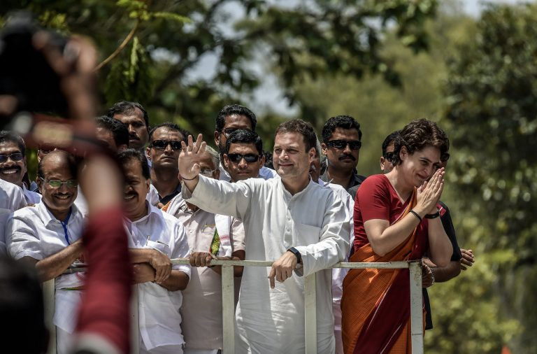 Rahul Gandhi Takes Leadership of Indian Opposition Party