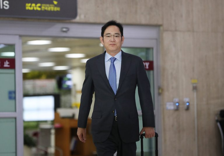 Samsung Heir Freed, to Dismay of South Korea's Anti-Corruption Campaigners
