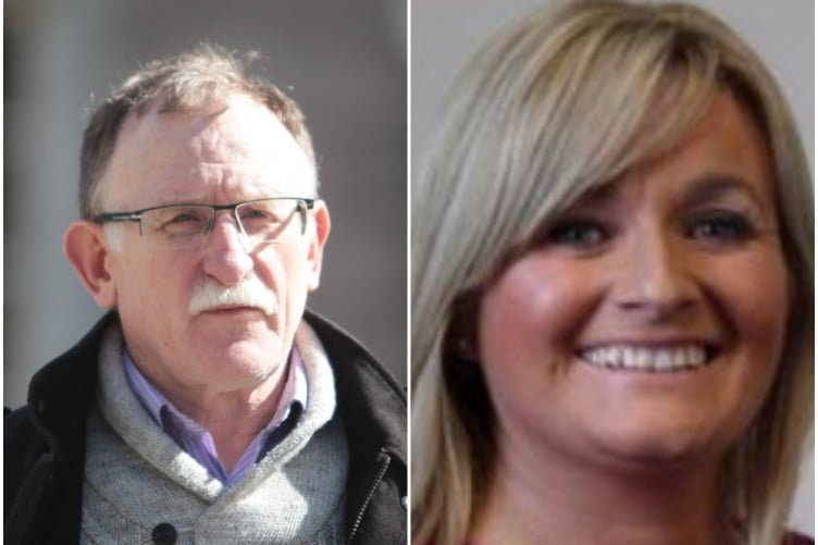 Sinn Fein police spokesman questioned after removing clamp
