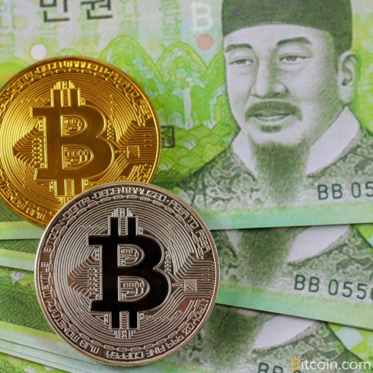 South Korean Cryptocurrency Investors Face Fines for Anonymous Accounts