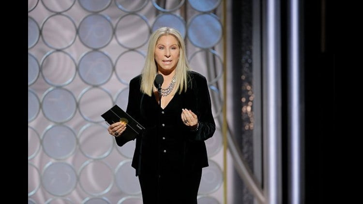 Streisand clones 'beloved' dead dog twice