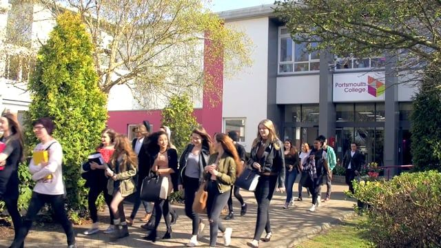Students in Portsmouth 'first to take Hinglish course'