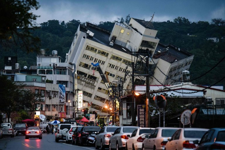 Taiwan Earthquake Kills at Least Four; Many Are Missing