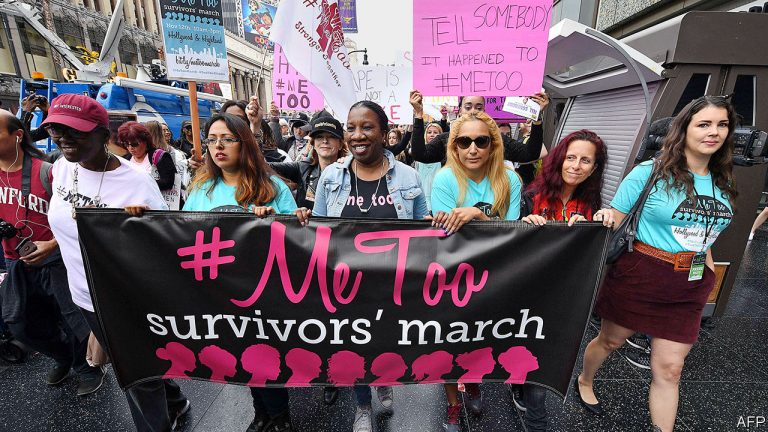Tell us: How has #MeToo changed the way you work?