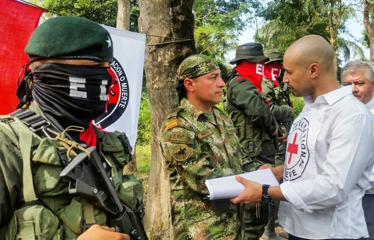 The ELN announces that the unilateral ceasefire will not be extended and that operations in Colombia will resume in May