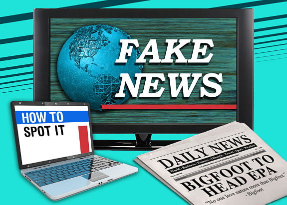 The problem with 'fake news' is trying to prove you're not it