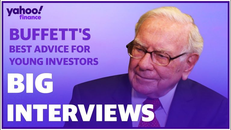 This is Warren Buffett's advice to young investors