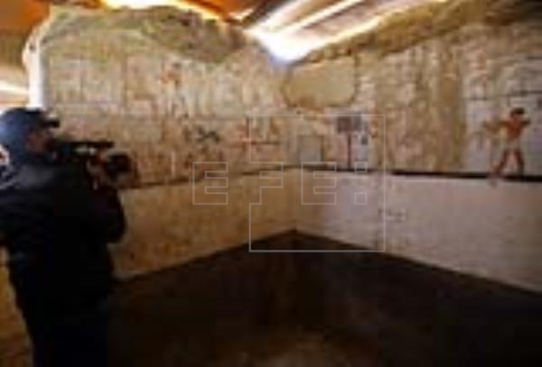Tomb of ancient priestess found in Egypt