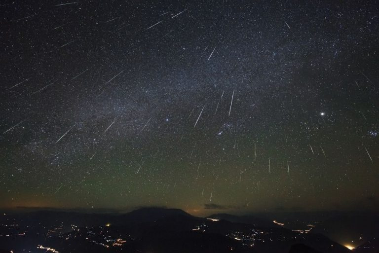Tonight's meteor shower will be year's best