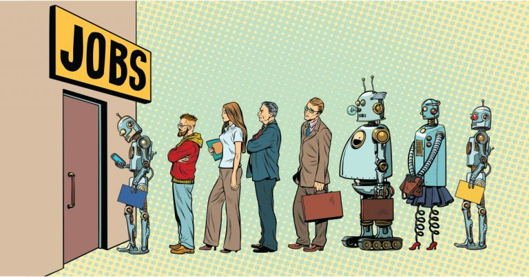 Top 10 soft skills for a robot not to replace your work
