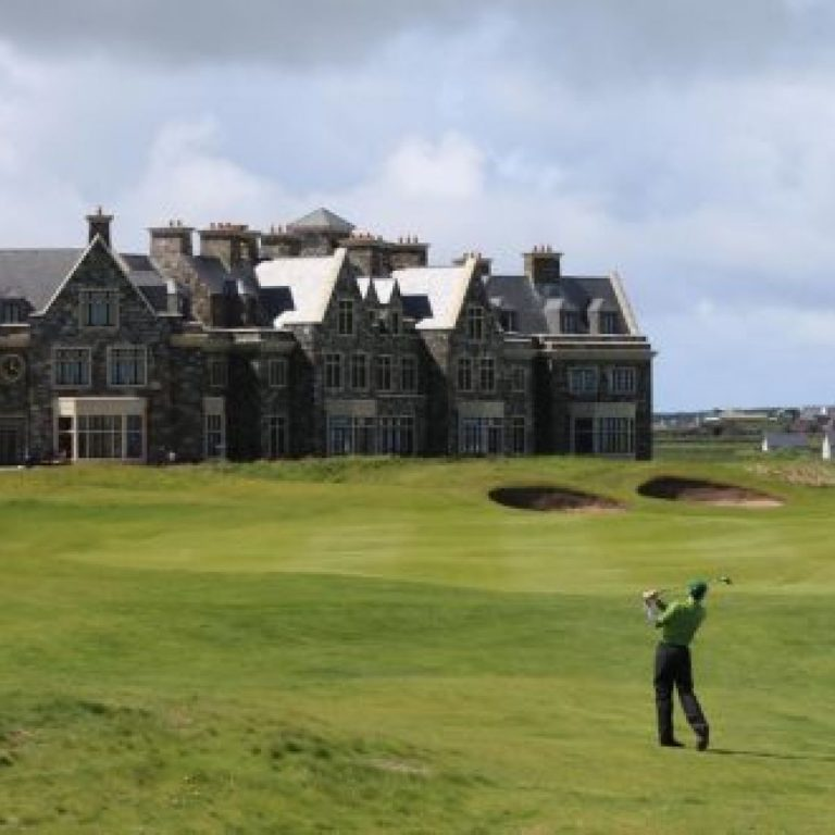 Trump Resort in Ireland Gets Approval for Sea Walls