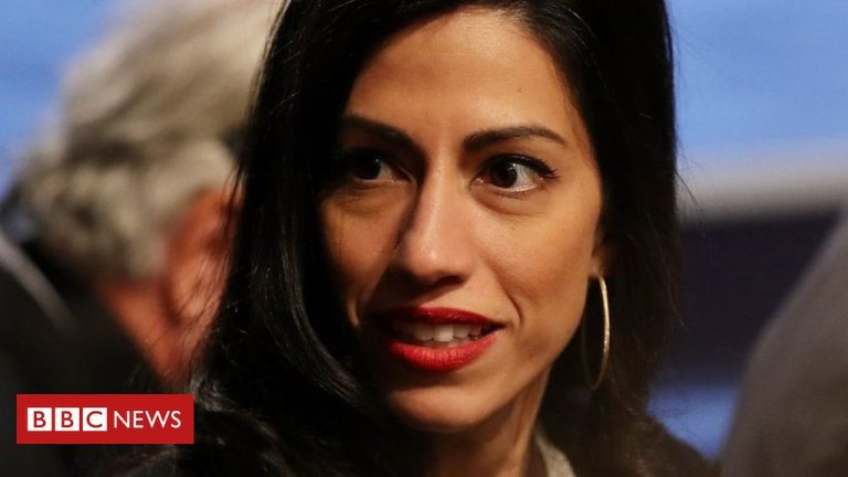 Trump tweets about 'Jail!' for former Clinton aide Huma Abedin