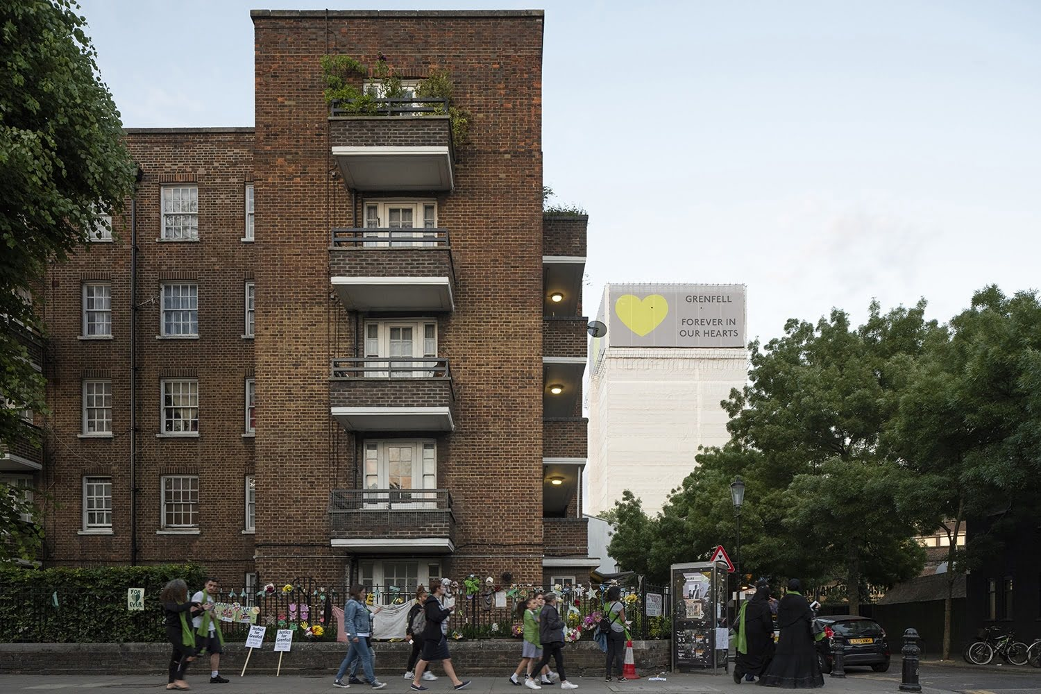 U.K. Asks, Who Pays to Prevent Another Grenfell Tragedy?