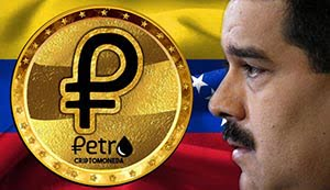 Venezuelan Leader Claims Big Demand for Petro Cryptocurrency