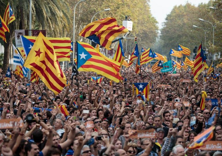 Voting in Catalonia for the First Time