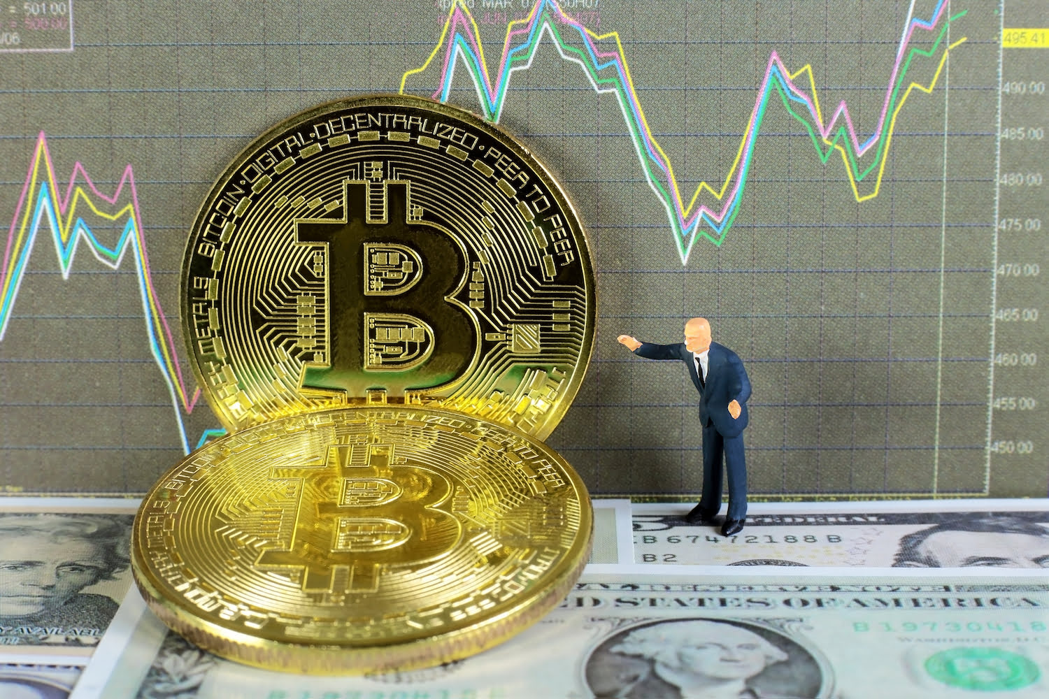 What Bankers Said About Bitcoin in 2017