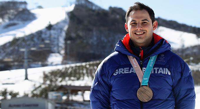 Winter Olympics 2018: Dom Parsons wins skeleton bronze