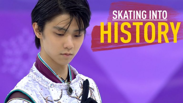 Winter Olympics 2018: Historic gold and six quads – best of men's figure skating