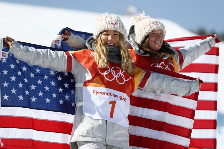 Winter Olympics 2018: USA's Chloe Kim dominates for gold