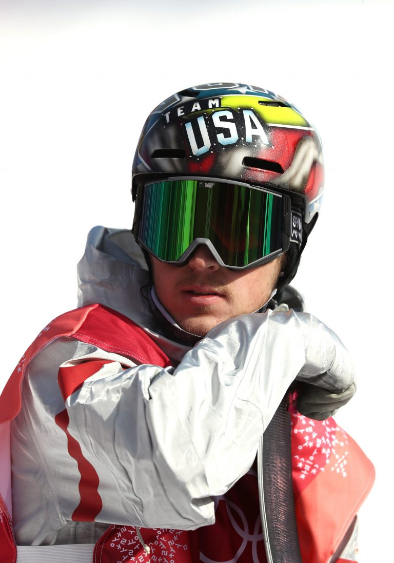 Winter Olympics: Billy Morgan qualifies for men's big air final