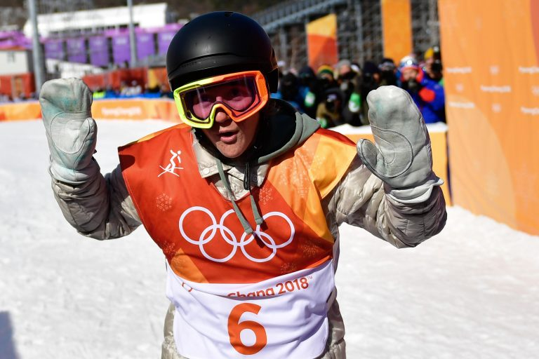 Winter Olympics: Snowboarder Red Gerard wins United States's first gold in Pyeongchang