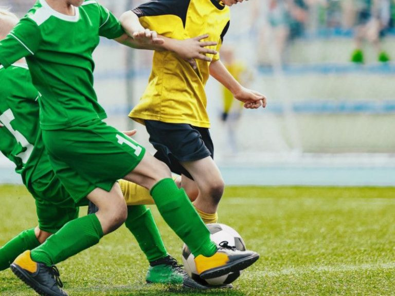 Young player alleges racial abuse on pitch