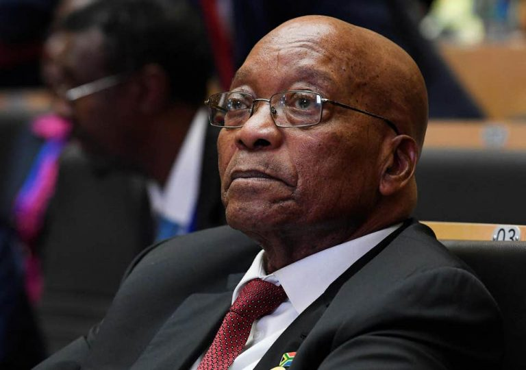 Zuma's Party Prepares to Remove Him From Office