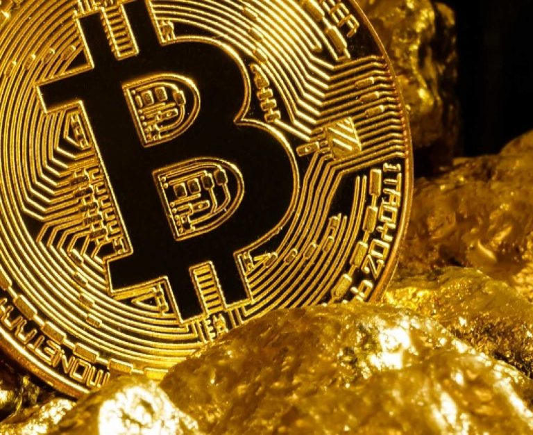 Bitcoin is said to replace gold, according to the CEO of a crypto data analysis company