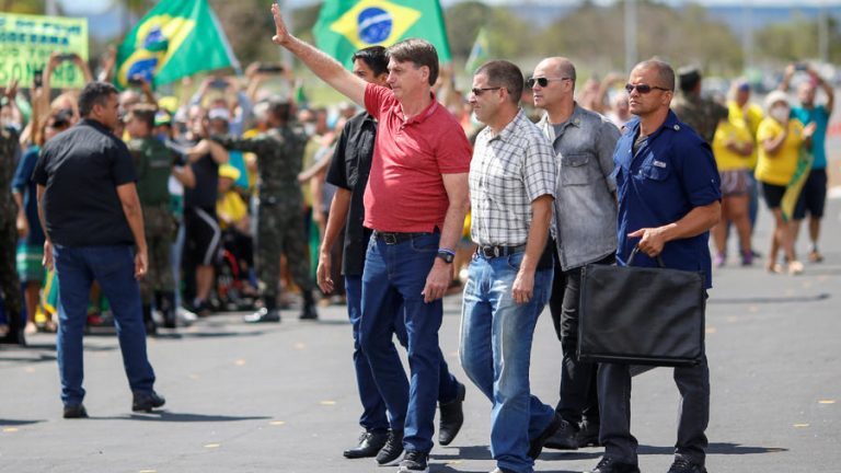 Bolsonaro says he will only provide his Covid 19 evidence when the judicial authorities ultimately request it