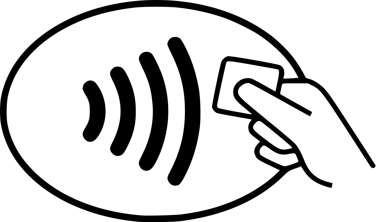 Contactless payment customers increased