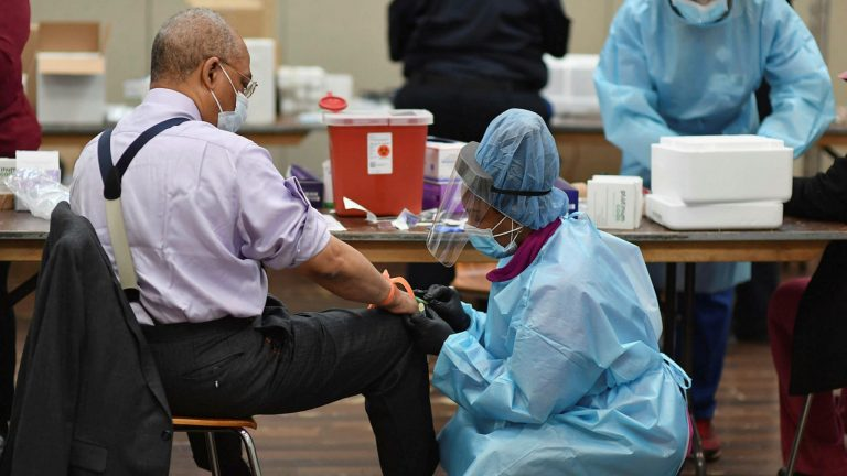 For the first time since late March, New York reports fewer than 100 coronavirus deaths