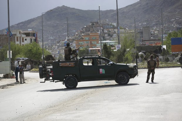 Fourteen people die in attacks on two mosques in Afghanistan