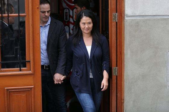 Fujimori's children demand that he be released from prison because of the risk of a coronavirus