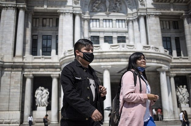 How long is the quarantine in CDMX?