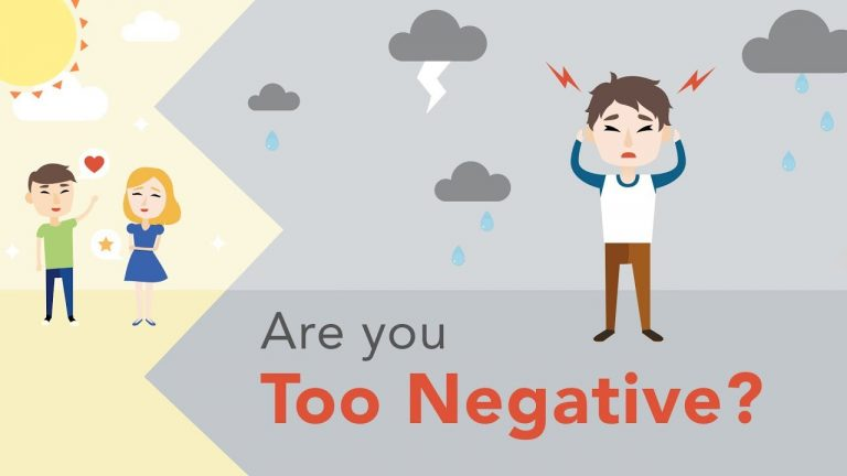 How to complain, configure your brain towards negativity