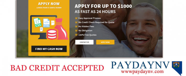 How To Make The Payday Loan Work Like A Benefit