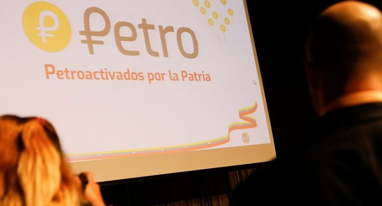 It appears that Venezuela has made a hard fork in the Petro