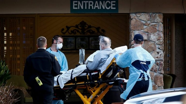 Italy lowers the daily death toll but increases recent infections