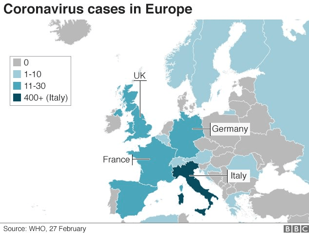Lombardy, the epicenter of the coronavirus in Italy, has not registered any deaths in the past 24 hours