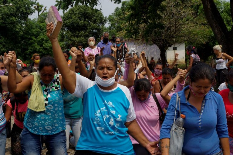 Peru released nearly 1,000 people in April to prevent the spread of the coronavirus in prisons