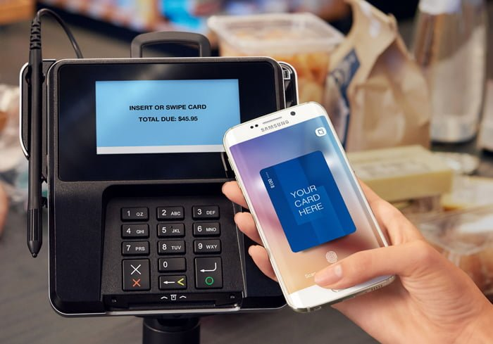 Samsung Pay now supports Swipe Cryptocurrency Visa cards