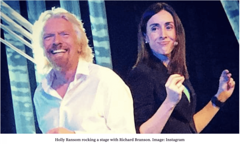 The power to automate your style (like Richard Branson)