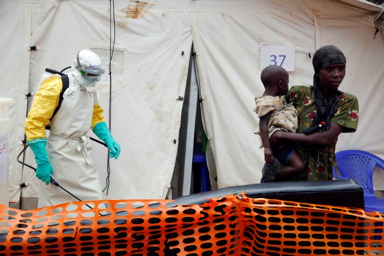 The reappearance of Ebola in the Democratic Republic of the Congo, an expected setback