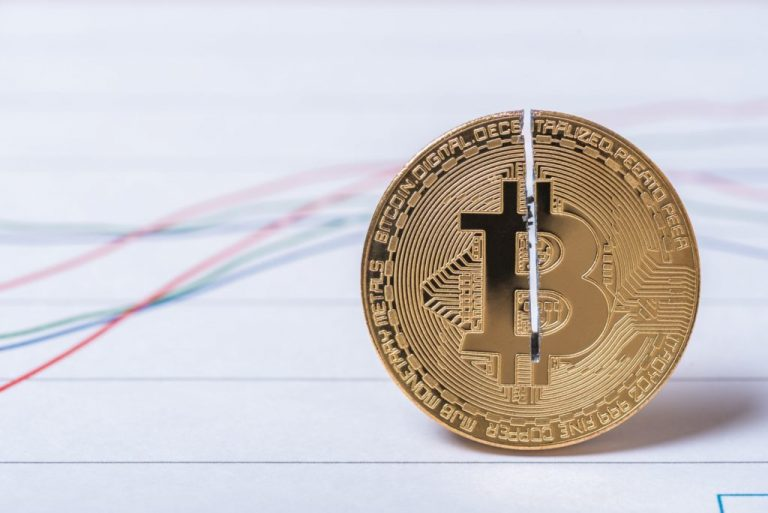 The smallest Bitcoin wallets have increased since the second halving